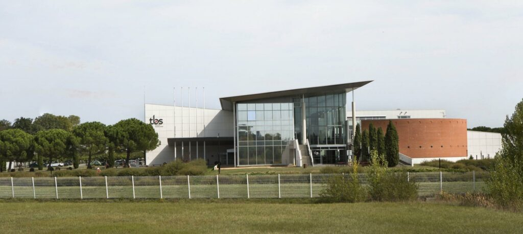 Photo campus Entiore TBS