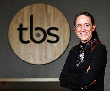 Stéphanie LAVIGNE, Directrice Générale de TBS