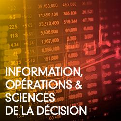 Tbs Departement Information Operations Et Sciences De La Decision