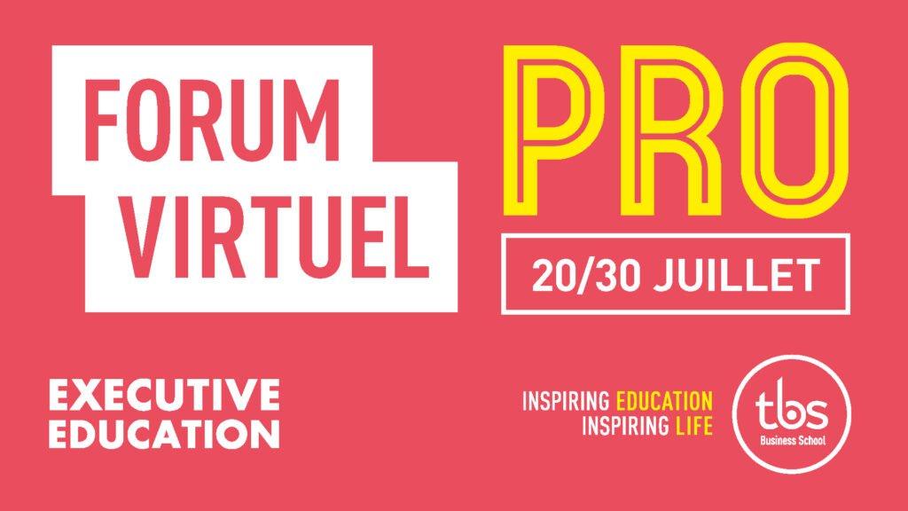 Forum Virtuel Pro 20 30 Juillet