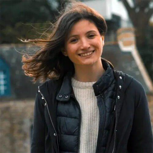 Celia Favre, Programme Grande École, promotion 2018. Co-fondatrice de Umaï, cosmétiques 100% biodégradables