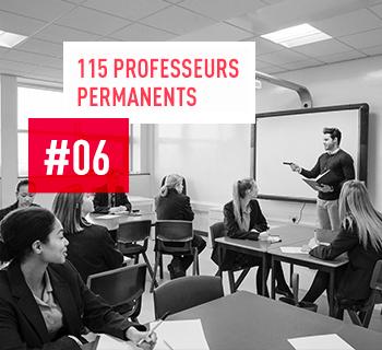 Bachelor Tbs 115 Professeurs Permanents