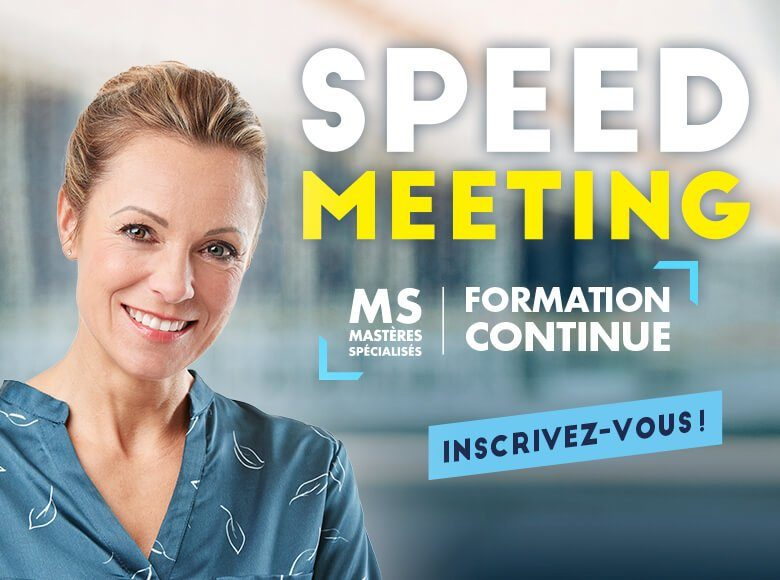Speed Meeting 24 Fevr 2020