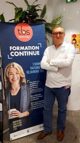 Fabrice Mouflard Executive Bachelor Tbs