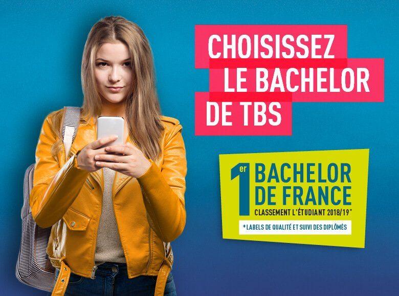 Choisissez Le Bachelor De Tbs 2020