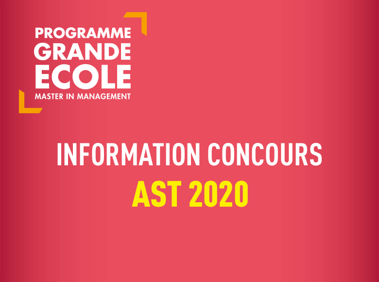 Info Page Concours Ast 2020 Une