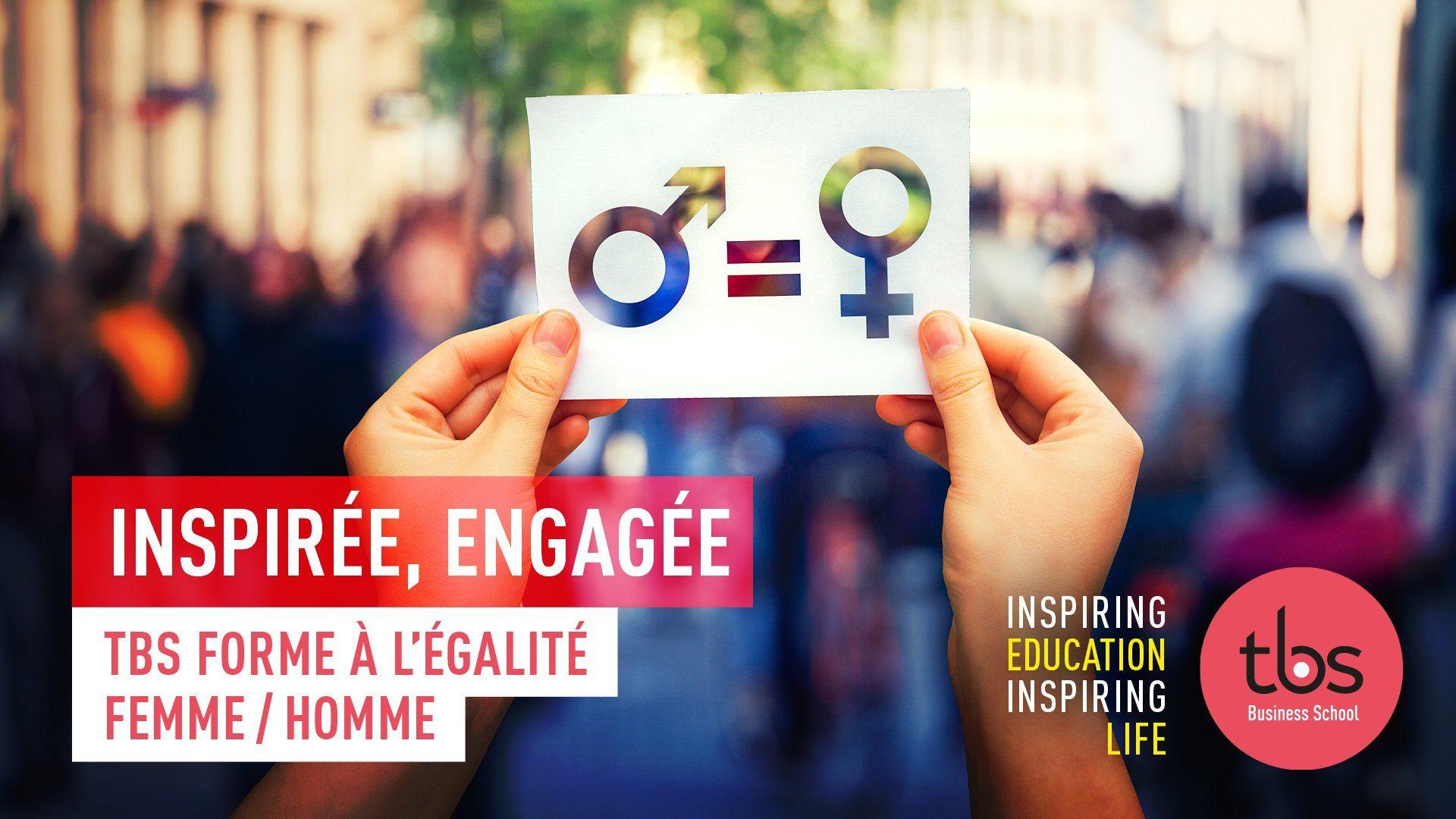TBS forme à l'égalité femme/homme