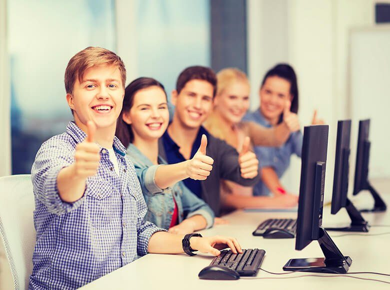 Management De Centre De Profit En Blended Learning Presentation Programme