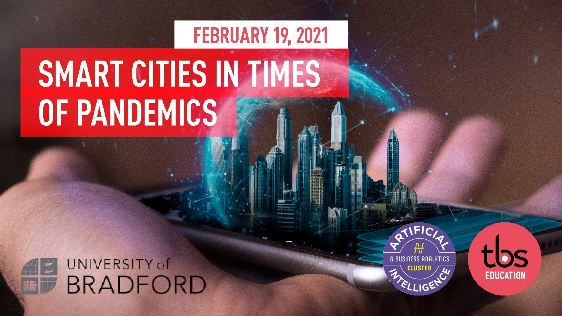 Smart Cities In Times Of Pandemics Conference