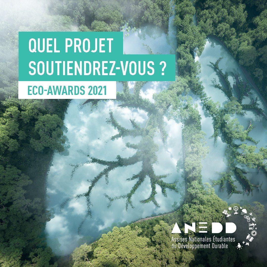 Eco Awards Vignette Carré