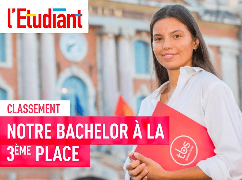 Tbs Bachelor Classement Letudiant 2021