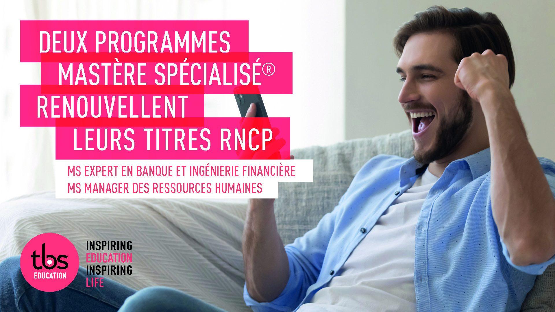 Ms Titre Rncp Banque & Rh